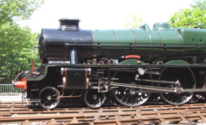 Bahamas Locomotive